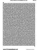 "Difficult Mazes Set 1 — ""Backbreaking"""