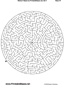 "Medium Mazes Set 4 — ""Intermediate"""
