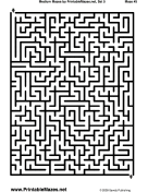 "Medium Mazes Set 5 — ""Run-of-the-Mill"""